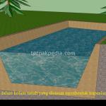 Cara pembuatan kolam ikan lele dari tanah